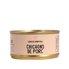 Chichons de porc