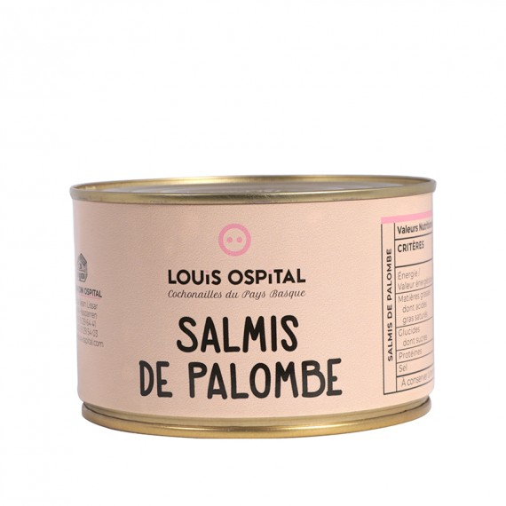Salmis de Palombe