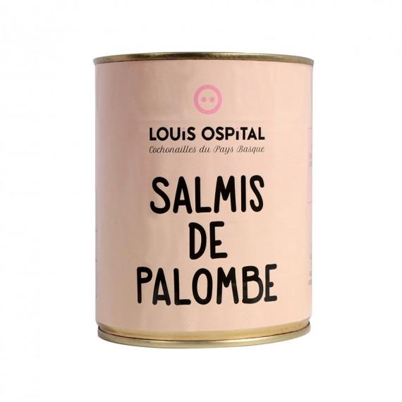 Salmis de Palombe 4 parts