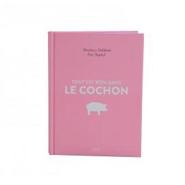 """Livre """"Tout est bon dans le cochon"""""""